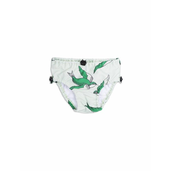 Swallows Baby Swimpants Green
