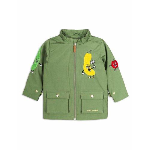 Mini Rodini Veggie Patch Jacket jas