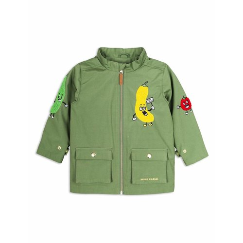 Mini Rodini Veggie Patch Jacket