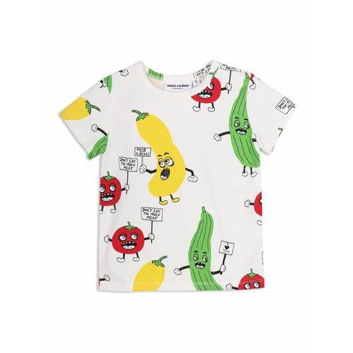 Mini Rodini Veggie AOP SS Tee shirt