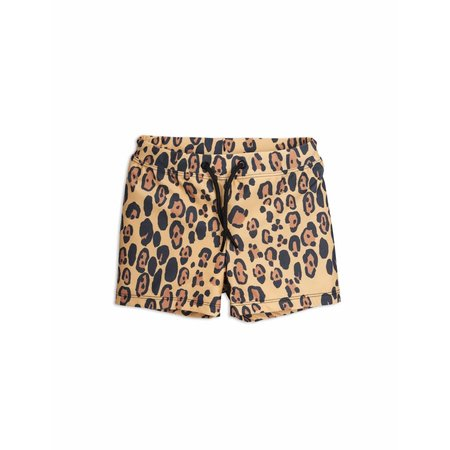 Mini Rodini Leopard Swimpants Beige