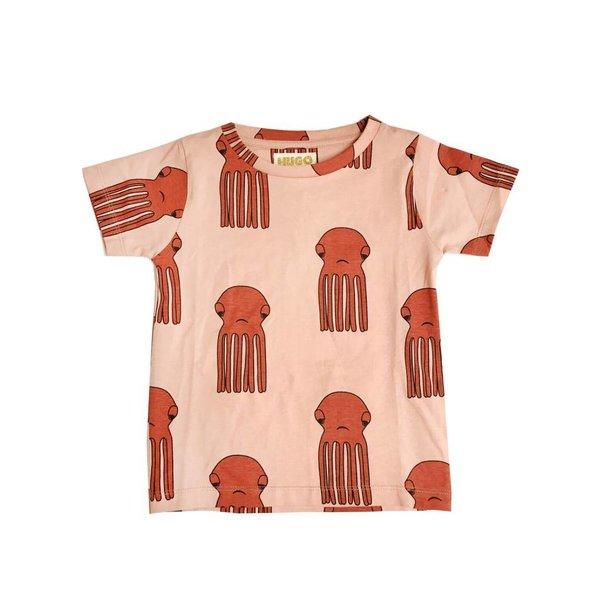 T Shirt Octopus
