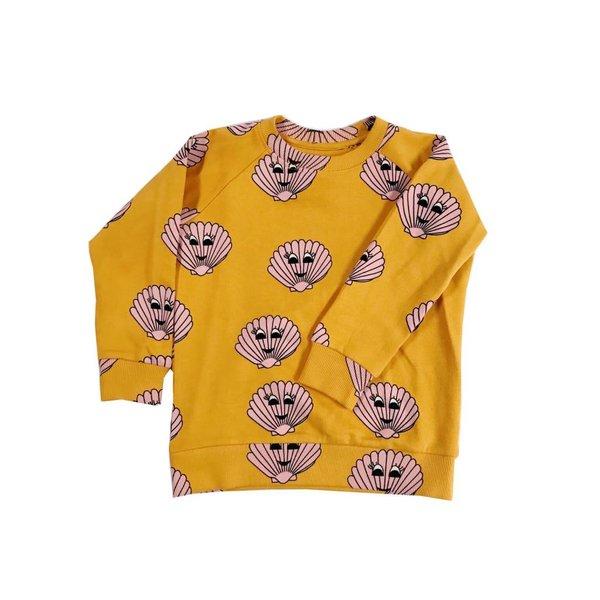 Sweatshirt Gold Seashells