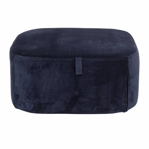 Bloomingville Mini Pouf Blue