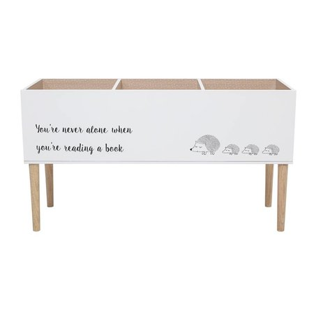 Bloomingville Mini Bookcase White