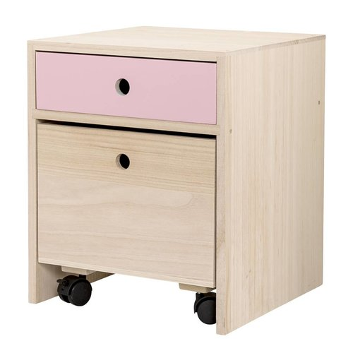 Bloomingville Mini Bedside Table Rose