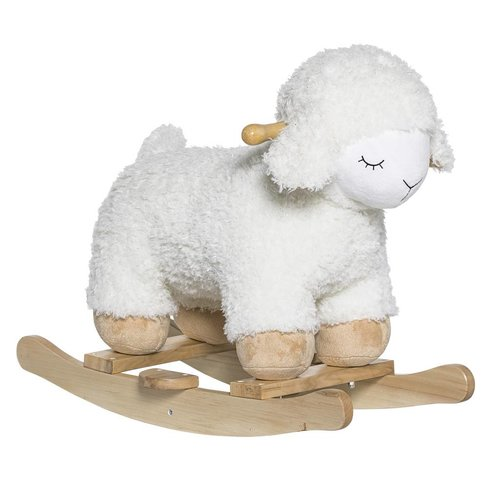 Bloomingville Mini Hobbel Schaap Wit