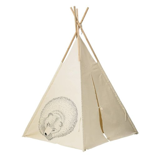 Bloomingville Mini Children's Tipi Nature