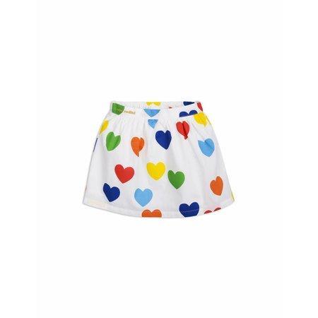 Mini Rodini Rok - Rainbow Love Woven Skirt