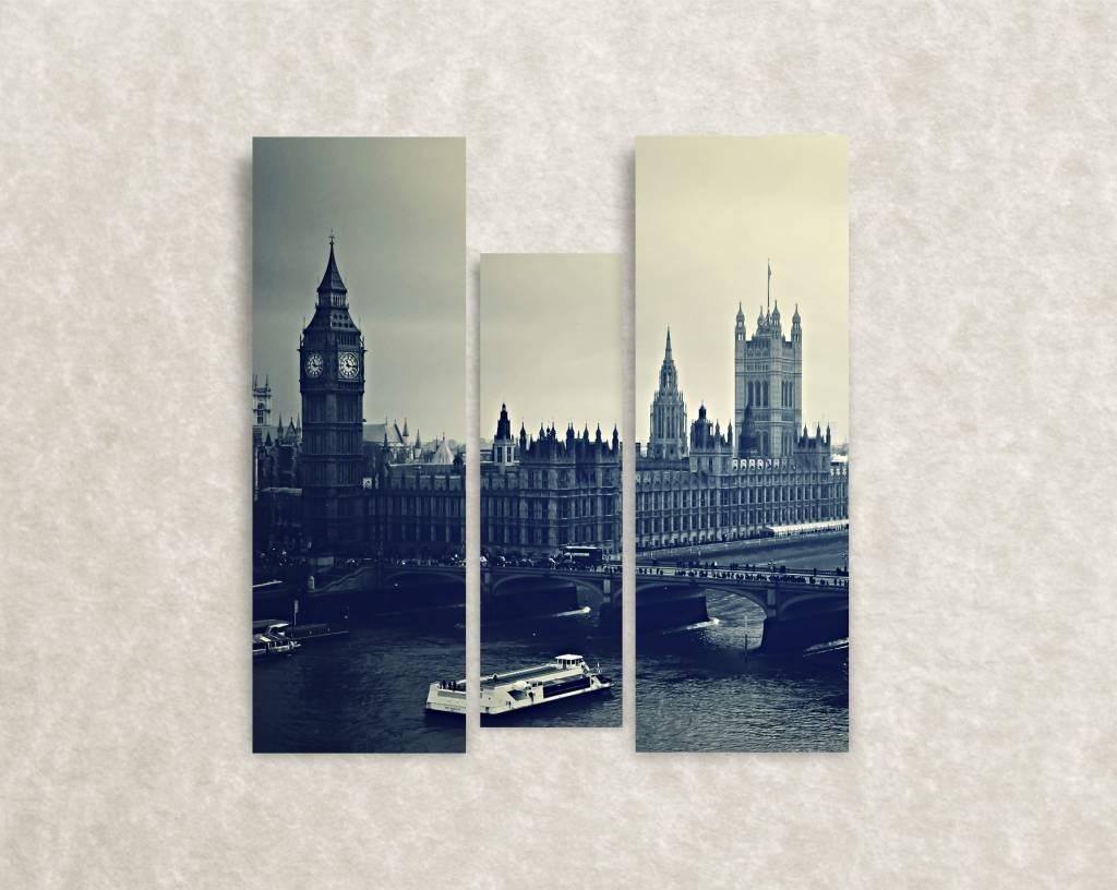 Foto op canvas van Londen
