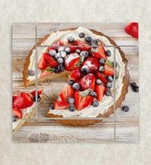 Cake berry Hello