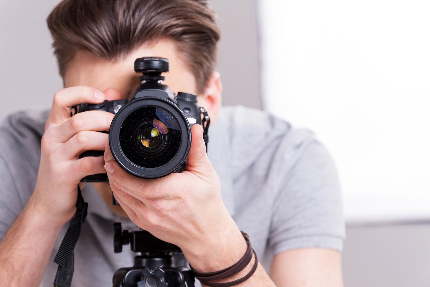 Tips voor maatwerk canvas foto - maak heldere foto's