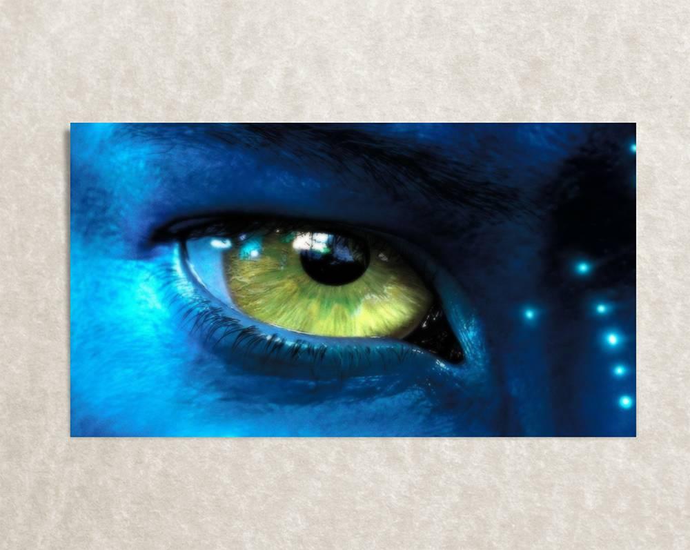 Trendy canvas posters voor kinderkamer - Avatar
