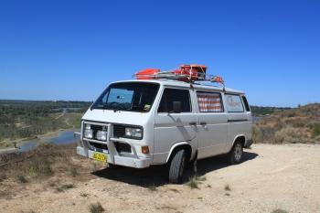 VW T3 Transporter Campervan Australia