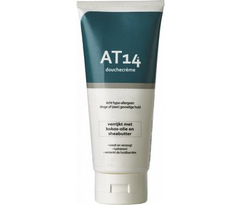 AT14 hypoallergenic Shower cream 200ml