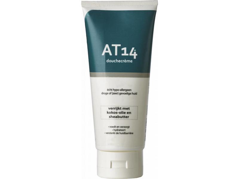 AT14 hypoallergenic Shower cream 200ml
