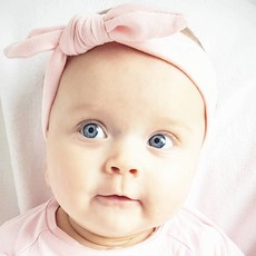 Cute baby girl headbands, 0 to 36 months