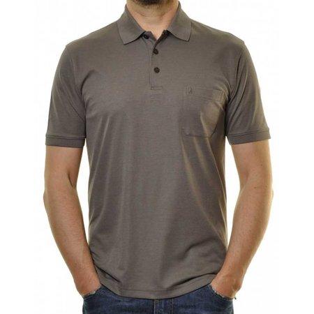 RAGMAN Polo Shirt khaki