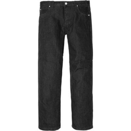 ALLSIZE(AS) Jeans schwarz