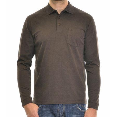 RAGMAN Polo Shirt langarm