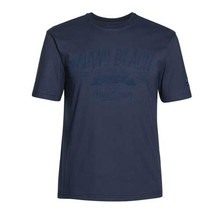 T- Shirt marine blau