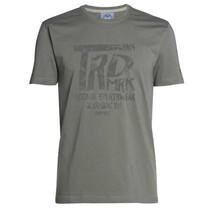 T- Shirt olive grün