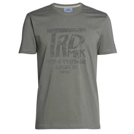 AHORN T- Shirt olive grün