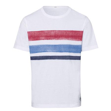 BRAX (BX) T- shirt weiss mit Print