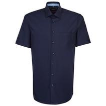 Hemd kurzarm 100% Baumwolle | Comfort Fit
