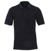 Polo Shirt   100% Baumwolle   Blau