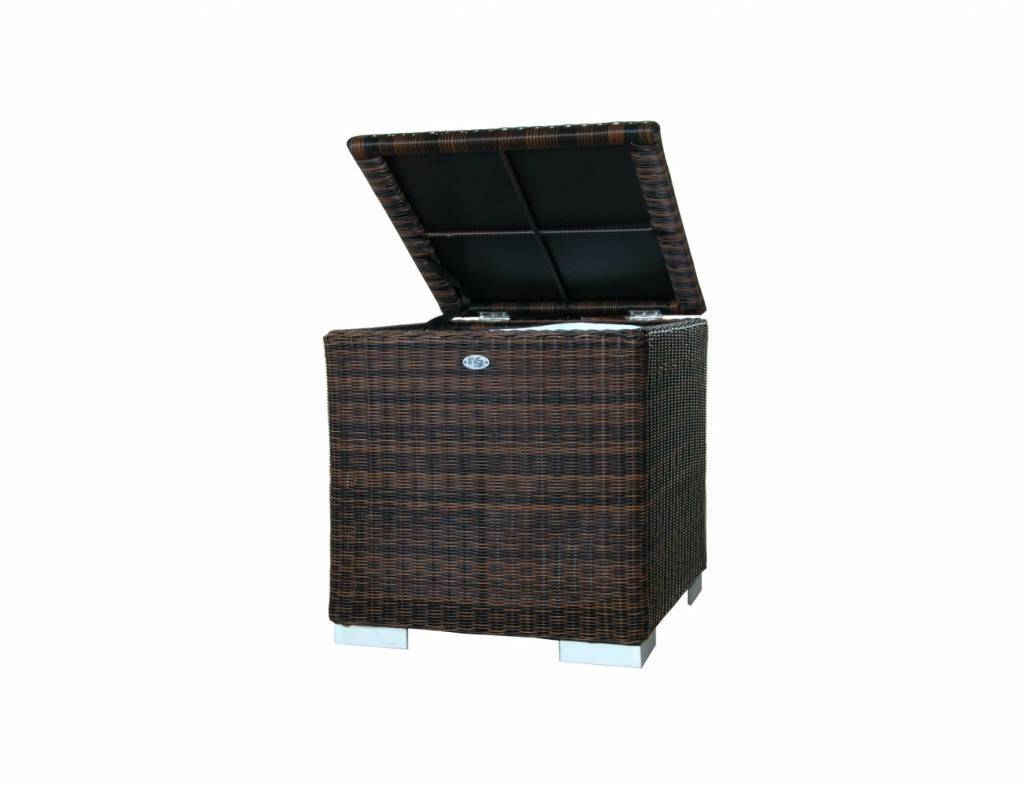 Opbergbox Kussens Tuin : Kussen box i bruin rond vlechtwerk svg im en export bv