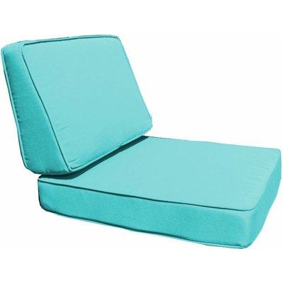 Kussenhoesset voor Parijs loungeset - blauw