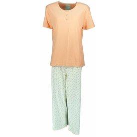 Tenderness Dames pyjama TEPYD1302B- Zalm Roze- TR