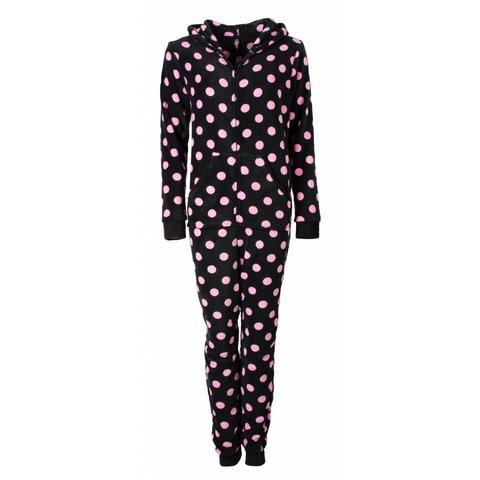 Dames pyjama IRPYD2611B- Zwart-G5