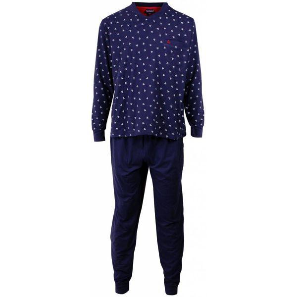Paul Hopkins Heren pyjama PHPYH1505A-Blauw