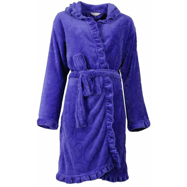 Tenderness Dames badjas TEBRD1503A-Royal Blue