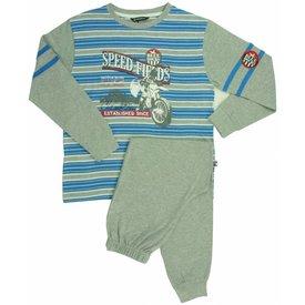 Blue Docks Jongens pyjama BDPYJ1301A-Grijs-blauw-P1