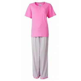 Tenderness Dames pyjama TEPYD1301B-Begonia Rose-P13