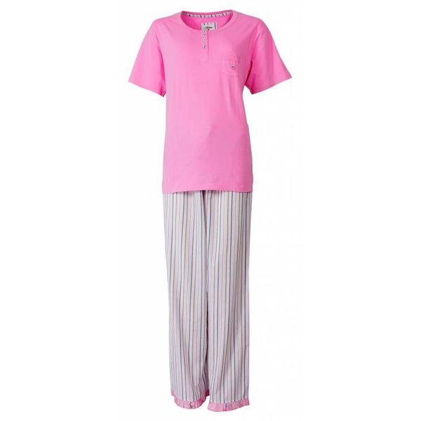 Tenderness Dames pyjama TEPYD1301B-Begonia Rose
