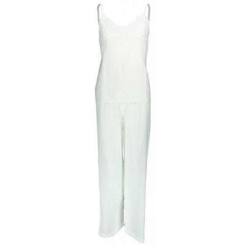 Dames pyjama IRPYD1113A-Wit-BR5