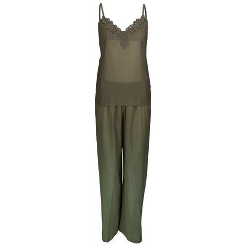 Dames pyjama IRPYD1113B-Taupe-BR6