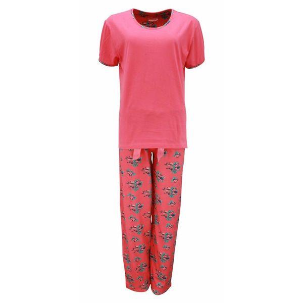 Irresistible Dames pyjama IRPYD1307B-Rood