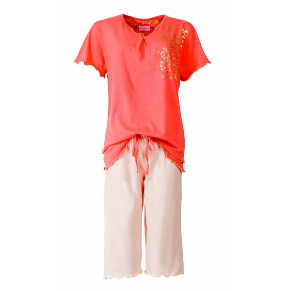 Irresistible Dames pyjama IRPYD1414A-Rood