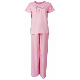 Tenderness Dames pyjama PYD21043B-Roze-U2