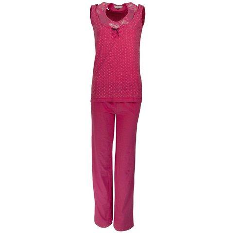 Dames pyjama IRPYD1117A-Roze-BR6