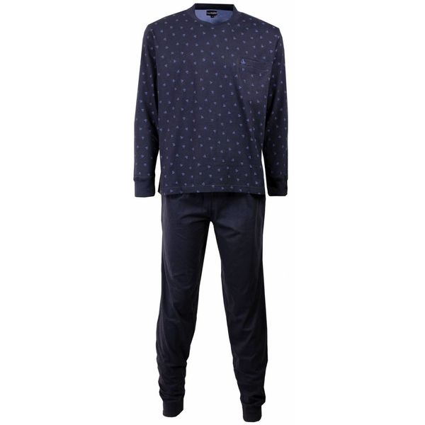 Paul Hopkins Heren pyjama PHPYH1505B-Grijs