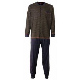 Paul Hopkins Heren pyjama PHPYH2511A-Grijs-E10
