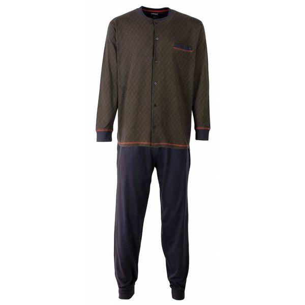 Paul Hopkins Heren pyjama PHPYH2511A-Grijs