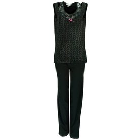 Irresistible Dames pyjama IRPYD1117B-Zwart-A/B-1