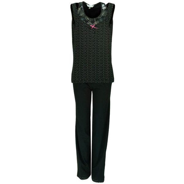 Irresistible Dames pyjama IRPYD1117B-Zwart